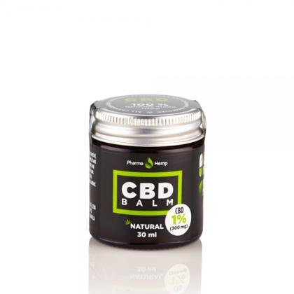 CBD balzams 1%, 30ml, PharmaHemp