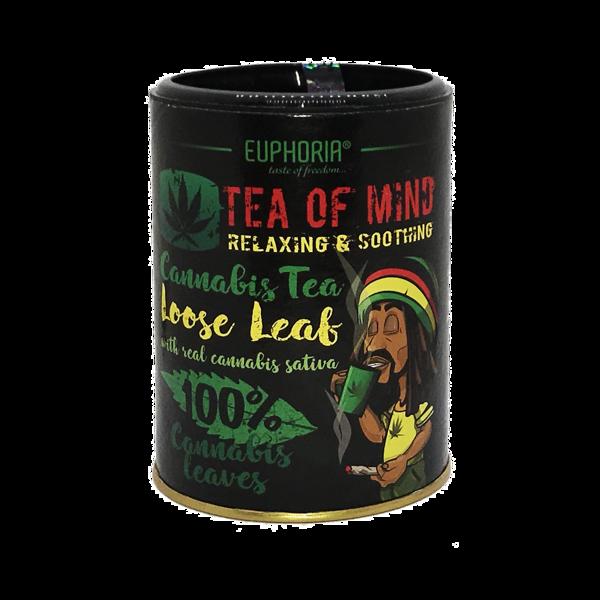 Kaņepju beramā tēja prātam, EUPHORIA